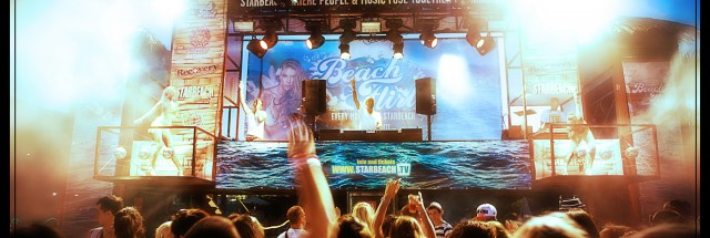 Artwork voor Beachflirt door Christ Clijsen & Ivo Dijs