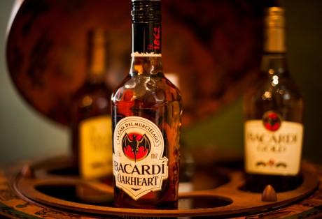 Bacardi Oakheart fles | Christ Clijsen