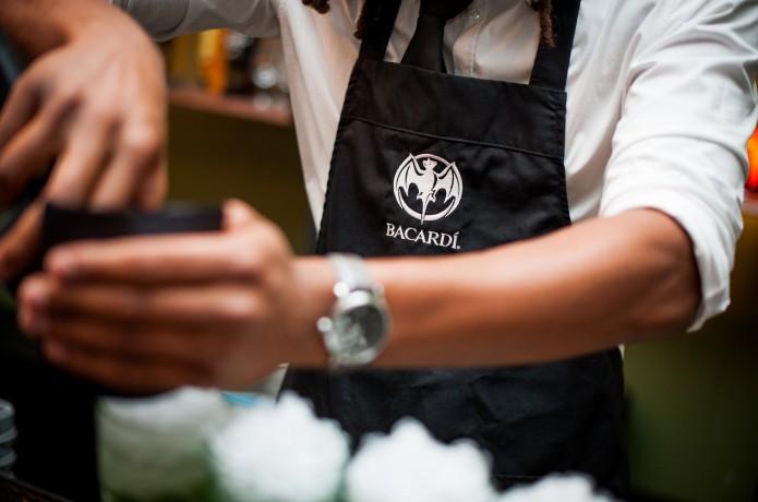 Bacardi Mojito's